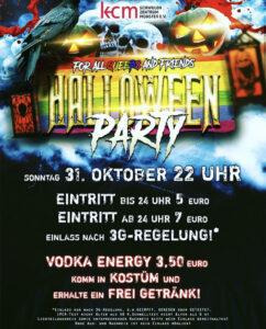 Halloween-Party 2021